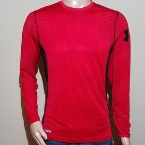 Under Armour Mens Medium Heatgear Fitted Shirt